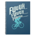 bicycle spiral note book
