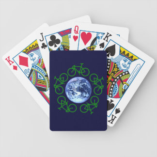 Bicycle Themed Deck of Cards Playing Cards
