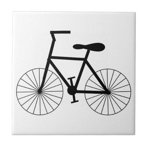 Bicycle Ceramic Tiles