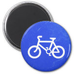 Bicycle Traffic Sign Magnet