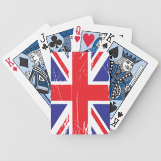 Bicycle Union Jack Playing Cards