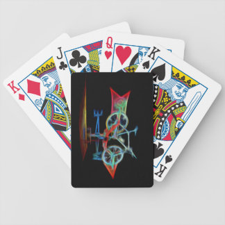 Bicycle Weathervane Bicycle Playing Cards