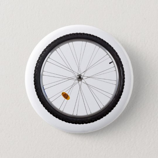 Bicycle wheel button