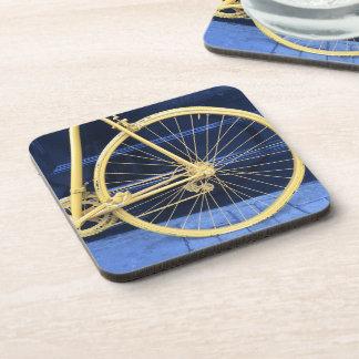 bicycle wheel coaster