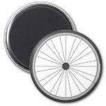 Bicycle Wheel Fridge Magnets