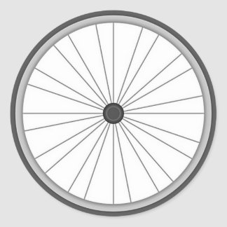 Bicycle Wheel Stickers