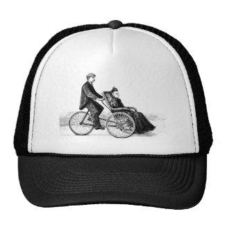 Bicycle Wheelchair - Vintage Victorian Bicycles Trucker Hat