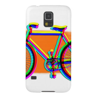 Bicycle Wheels Sport Family Friend Destiny Rainbow Galaxy S5 Cover