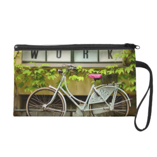 bicycle wristlet clutch