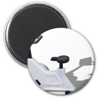BicycleExercise092610 2 Inch Round Magnet