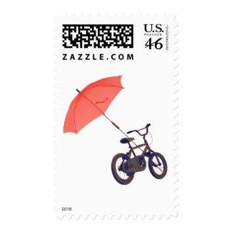 bicyclegrey stamp