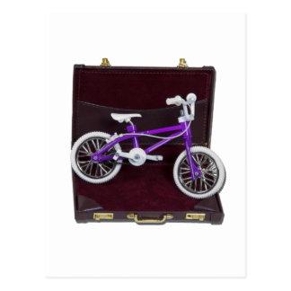 BicycleInBriefcase121611 Postcard