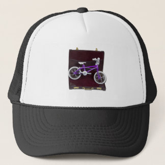 BicycleInBriefcase121611 Trucker Hat