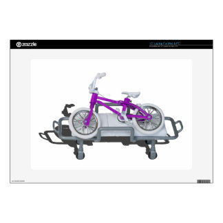 BicycleLayingOnGurney092715.png Skin For Laptop