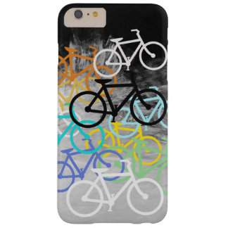 Bicycles Abstract Barely There iPhone 6 Plus Case