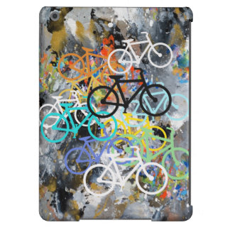 Bicycles Abstract iPad Air Case