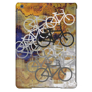 Bicycles Abstract iPad Air Cases