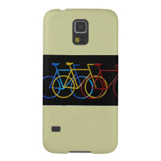 Bicycles Artwork Galaxy S5 Case