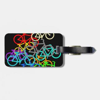 Bicycles Bag Tag