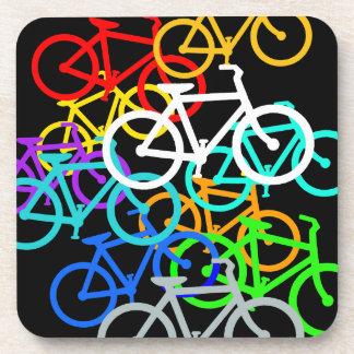 Bicycles Beverage Coaster