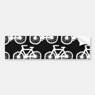 Bicycles Bumper Sticker