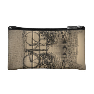 Bicycles & Canals - Classic Amsterdam - Clutch/Bag Cosmetic Bag