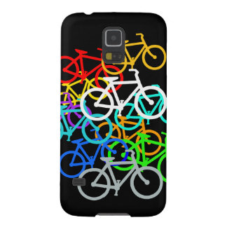 Bicycles Case For Galaxy S5