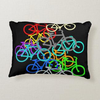 Bicycles Decorative Pillow