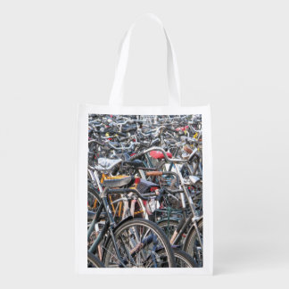 Bicycles Grocery Bag