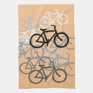 Bicycles Hand Towels