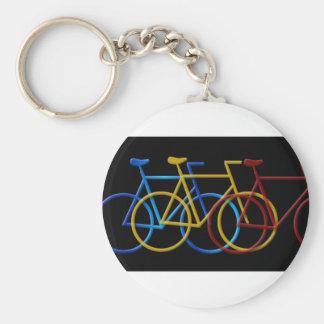 Bicycles Keychain