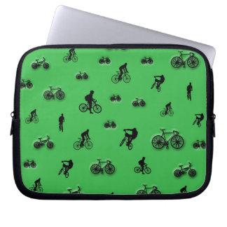 Bicycles Laptop Sleeve