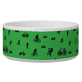 Bicycles Pet Food Bowl