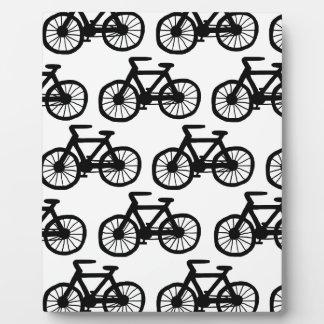 Bicycles Plaque