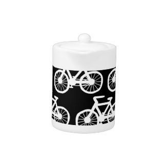 Bicycles Teapot