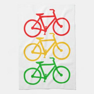 Bicycles Towel