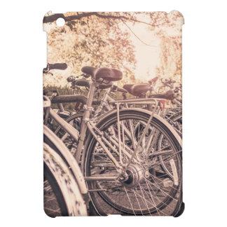 """Bicycles"" Vintage iPad Case"