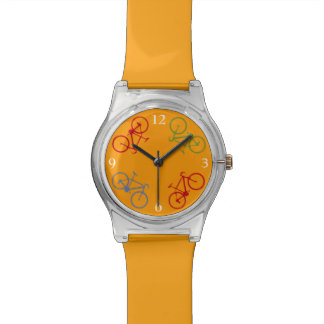 bicycles wristwatches