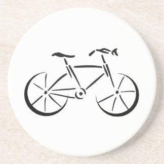 Bicycling Drink Coaster