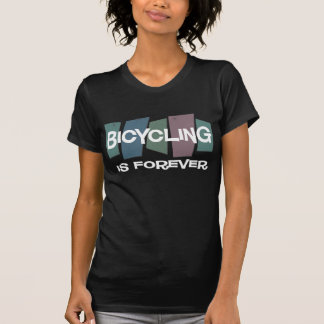 Bicycling Is Forever Shirt