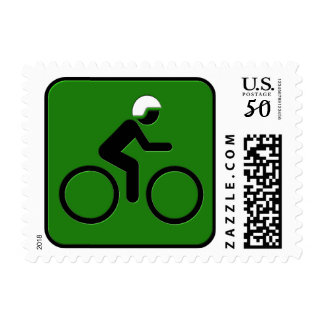 Bicycling Postage