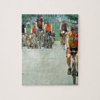 Bicyles in Fairfield Jigsaw Puzzle