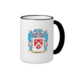 Biddle Coat of Arms Coffee Mug