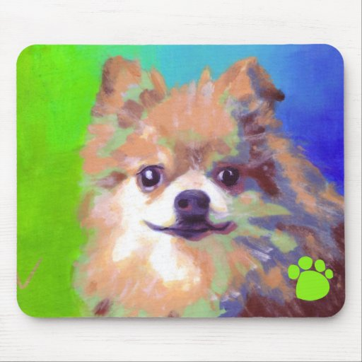 Biddle's Little Foot Mouse Pads