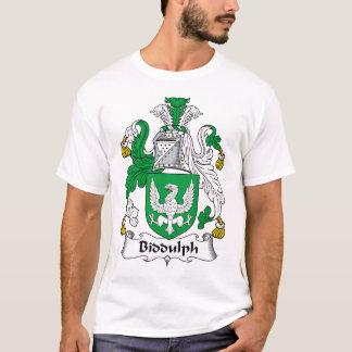 Biddulph Family Crest T-Shirt