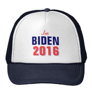 Biden 2016 gorras de camionero