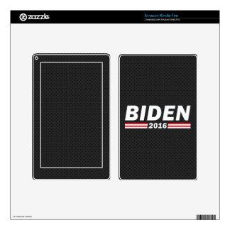 Biden 2016 (Joe Biden) Skins For Kindle Fire