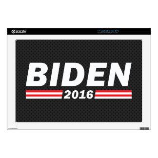 Biden 2016 (Joe Biden) Skin For Laptop
