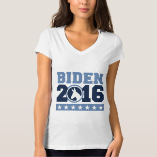 BIDEN 2016 ROUND DONKEY -.png T-Shirt