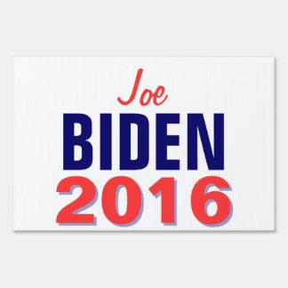 Biden 2016 sign